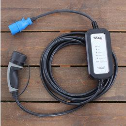 Ratio Mobiele lader type 2 naar CEE - 6 meter