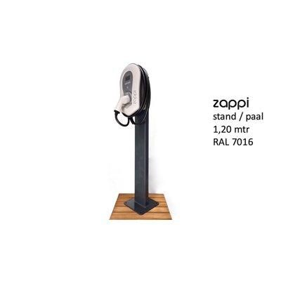 Myenergi Zappi Benelux Stand/ Paal voor 1 Zappi