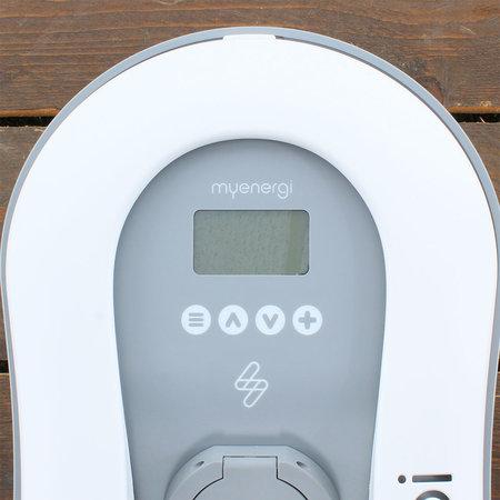 Myenergi Zappi V2 Socket 1 fase - 7kW - Wit