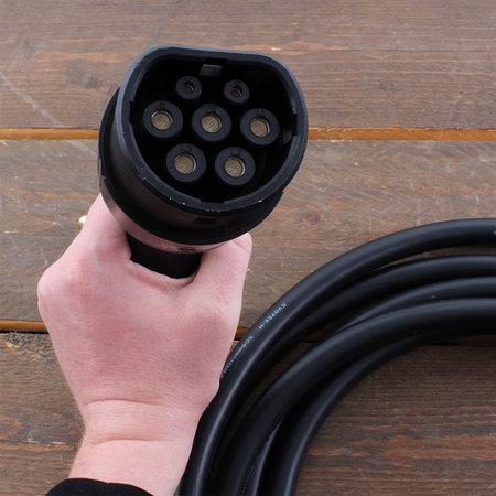 Myenergi Zappi Laadkabel met open eind voor Zappi V2