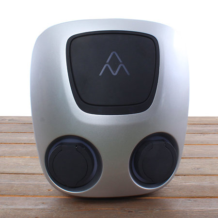 Charge Amps Aura | Dubbel laadstation/ Dubbele laadpaal