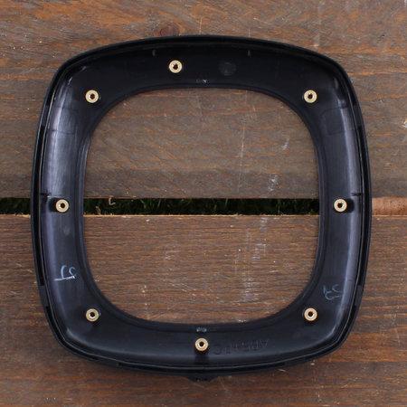 Wallbox Front/ Afdekkap voor Pulsar en Pulsar Plus - Zwart
