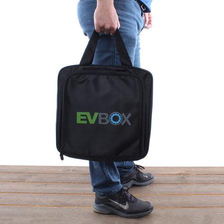 EVBox 3 fase 16A Laadkabel Type 2 - 8 meter