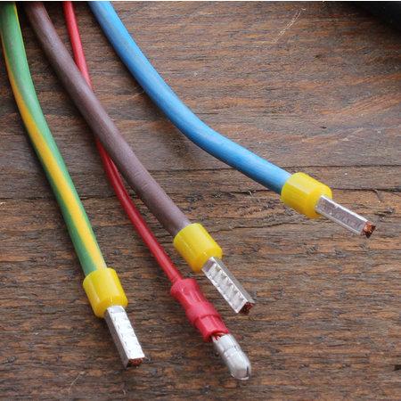 Alfen  Eve Single S-line - 3 x 16A - Grijs - Loadbalancing - 5 meter kabel type 2