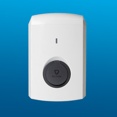 Alfen Eve Single S-line - 3 x 16A - Socket - Plug & Charge