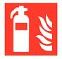 Veilgheidspictogram brandblusser