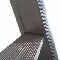 thumb-MAXALL driedelige reformladder 3x10 met toprollen-3