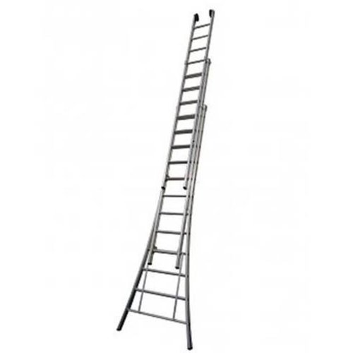 MAXALL driedelige ladder 3x14