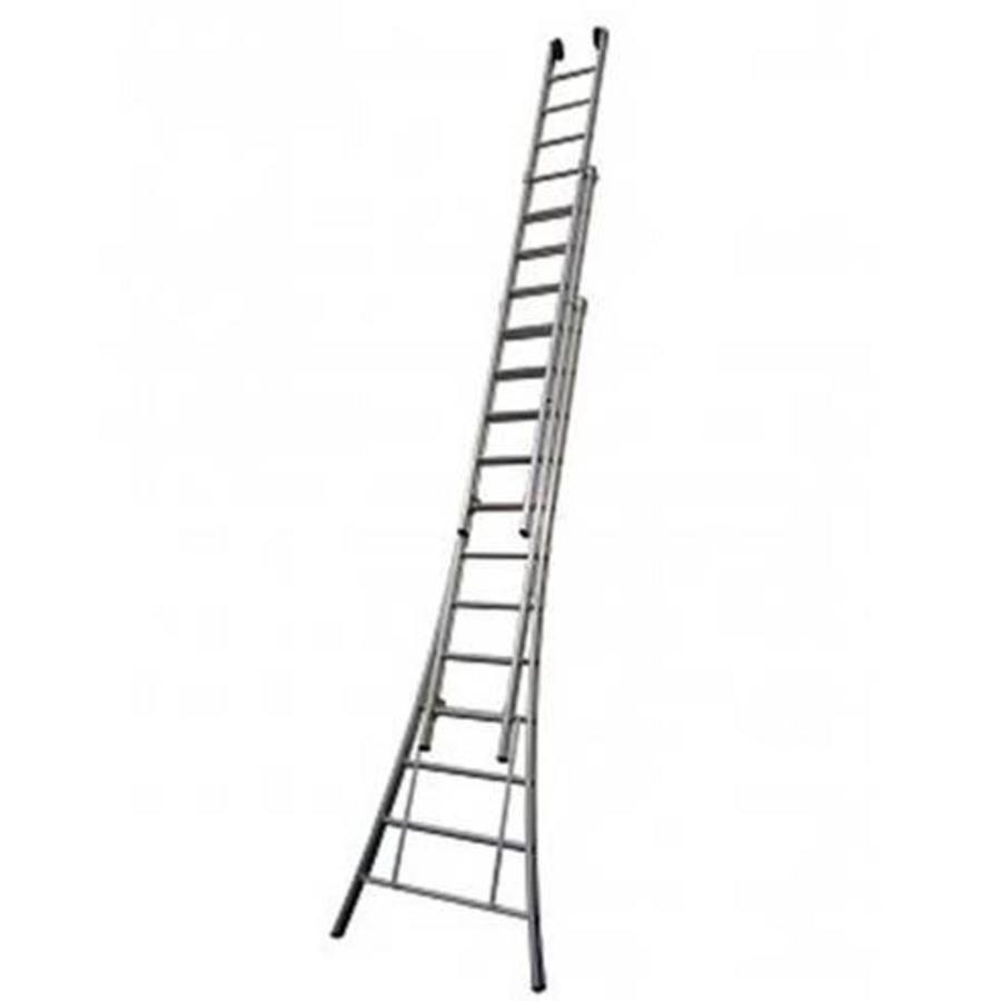 Driedelige ladder 3x14-1