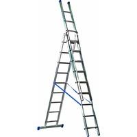 Glazenwassersladder 3x8