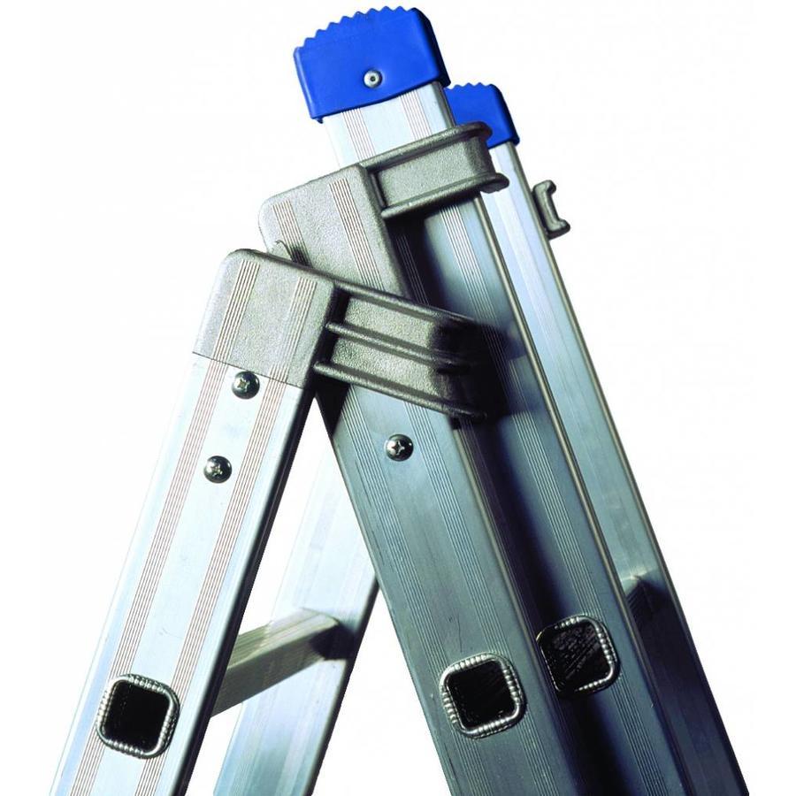 Glazenwassersladder 3x9-3