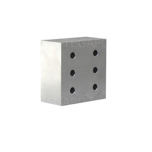 Aluminium afstandhouder trap-hekwielen