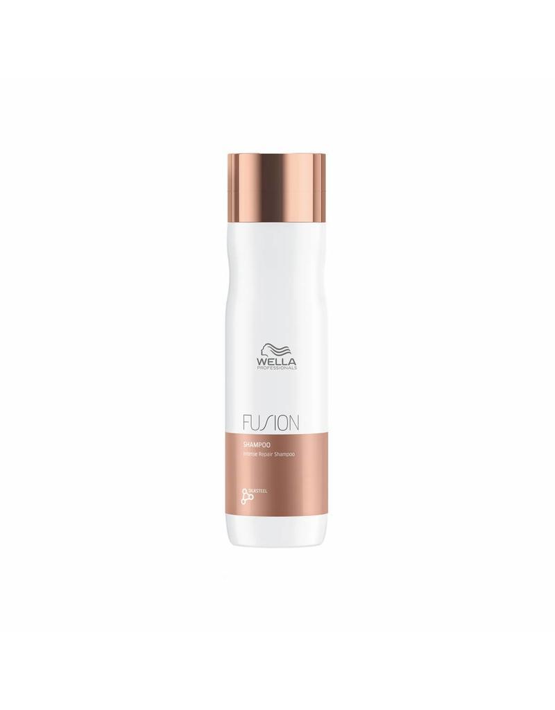 Wella Fusion Intensives Regenerierendes Shampoo 250ml