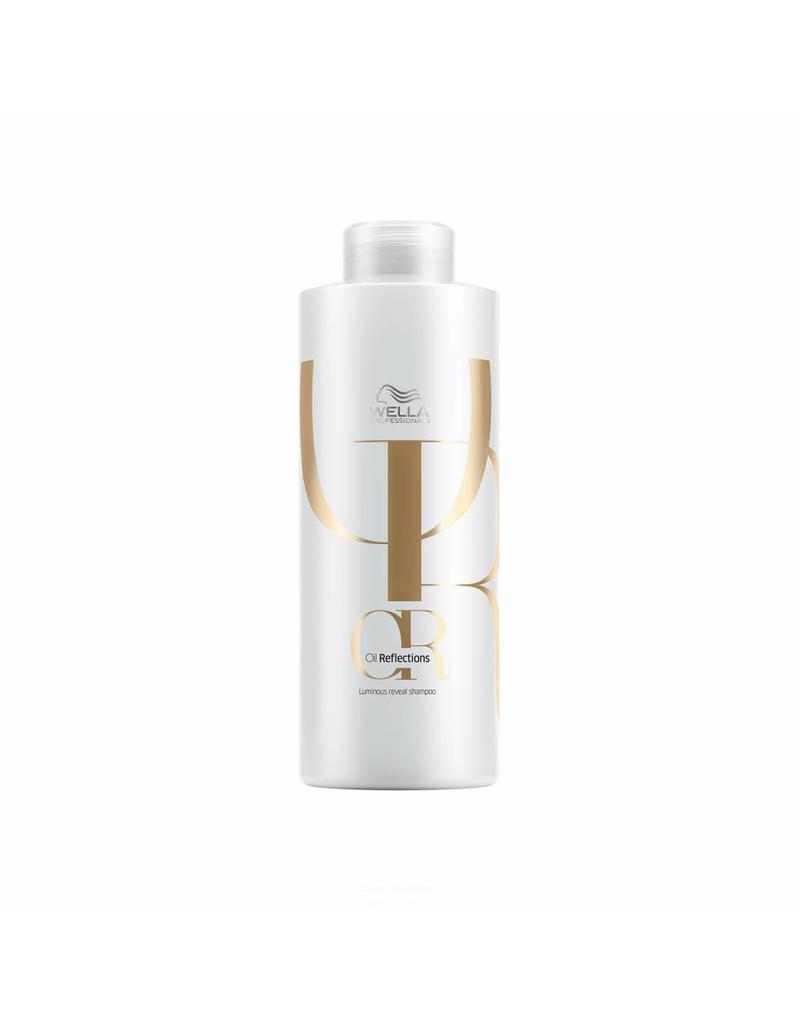 Wella Oil Reflections Shampoo für strahlenden Glanz 1000ml
