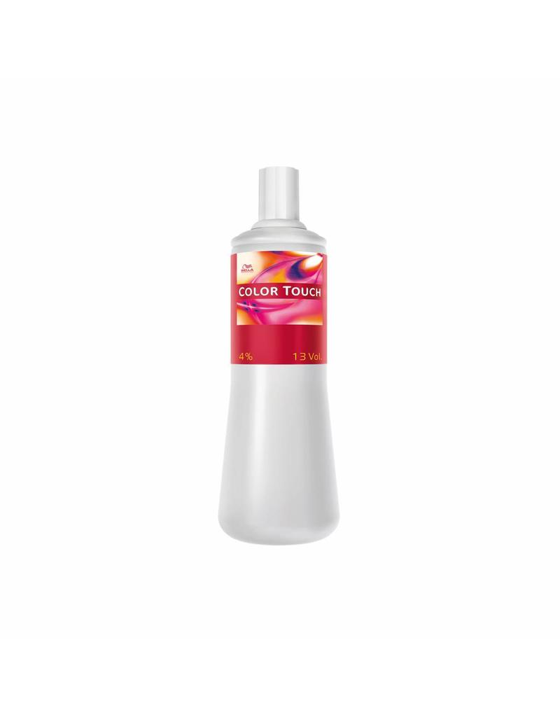 Wella Color Touch Intensiv - Emulsion 4% 1000ml