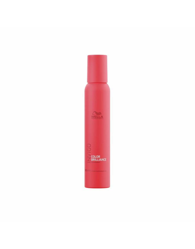 Wella INVIGO Color Brilliance Vitamin Conditioning Mousse (Leave-in) 200ml