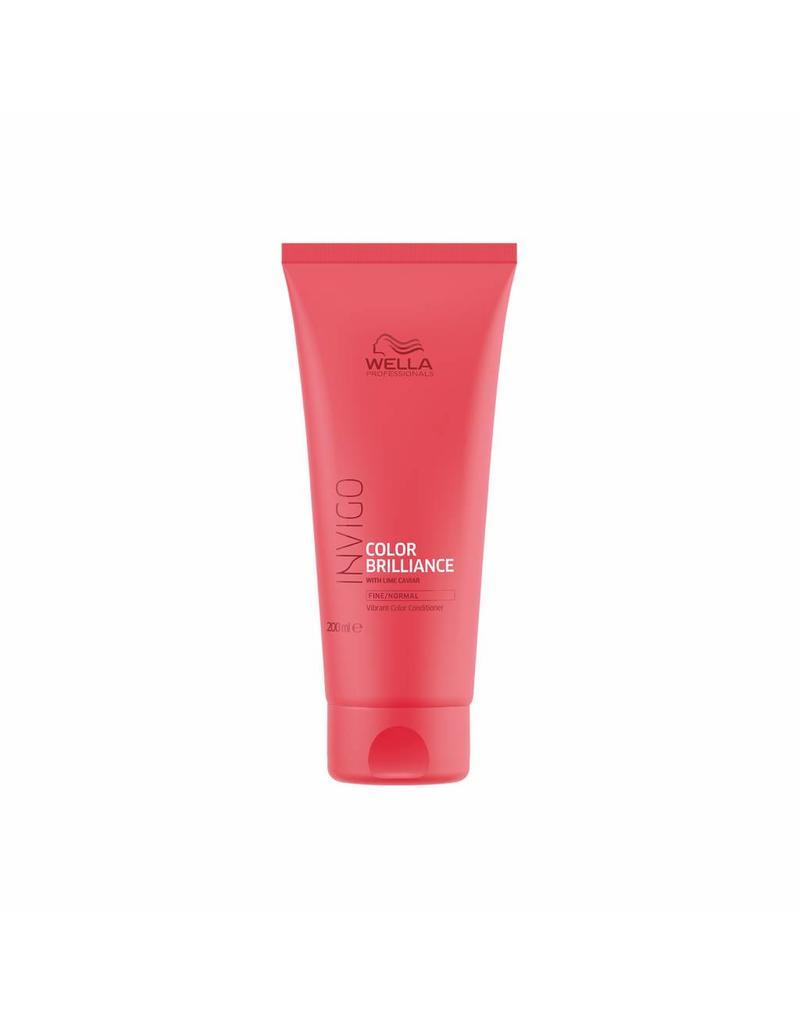 Wella INVIGO Color Brilliance Conditioner für feines/normales Haar 200ml