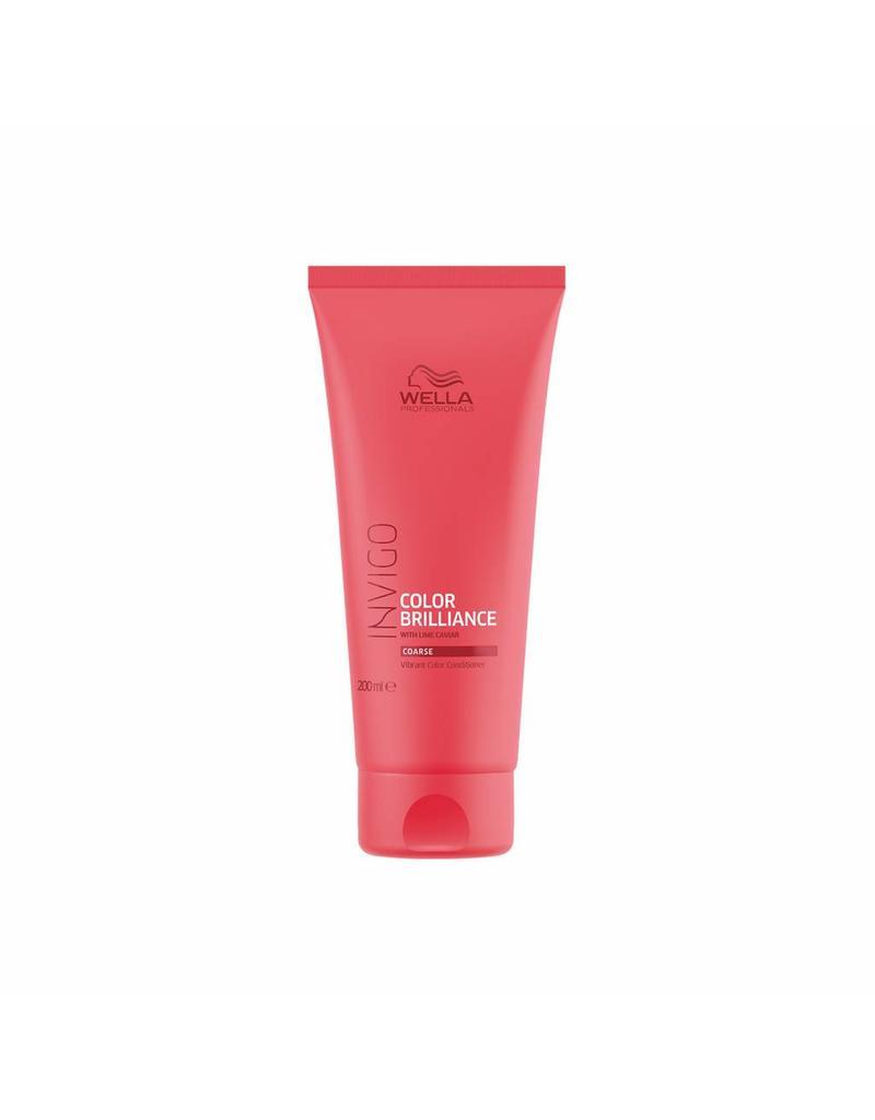 Wella INVIGO Color Brilliance Conditioner für kräftiges Haar 200ml
