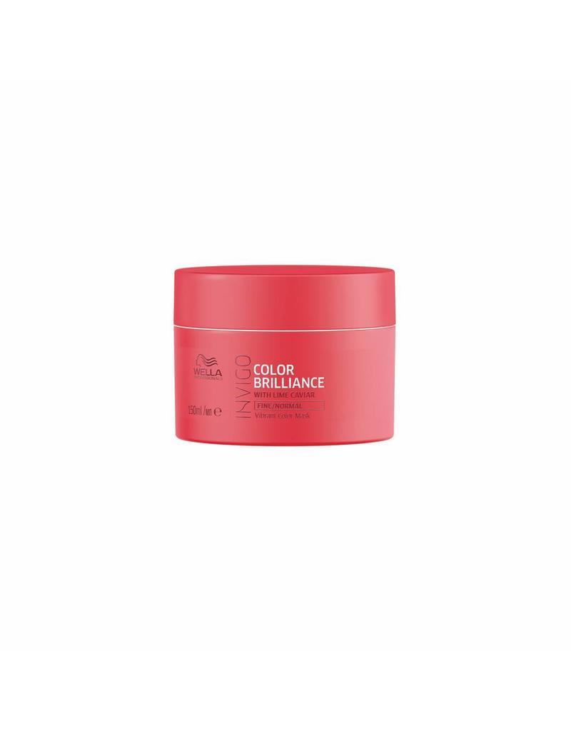 Wella INVIGO Color Brilliance Maske für feines/normales Haar 150ml