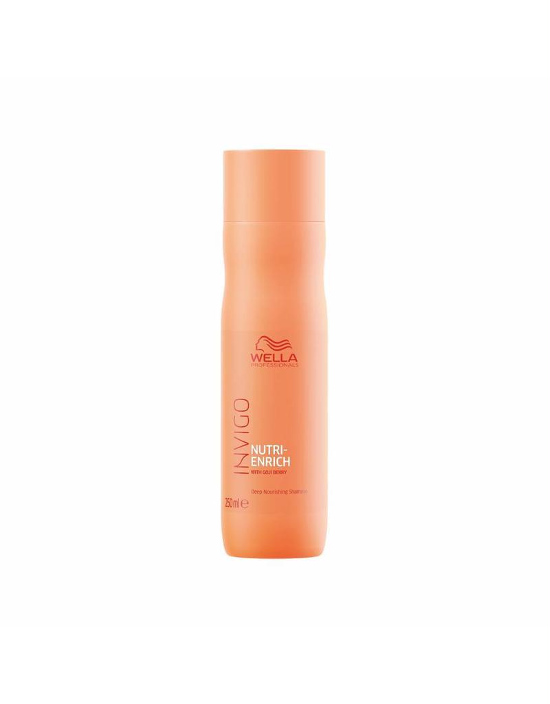 Wella INVIGO Nutri-Enrich Intensiv pflegendes Shampoo 250ml