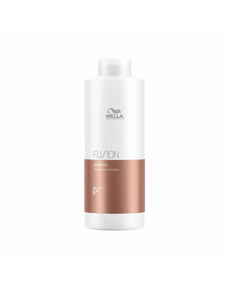 Wella Fusion Intensives Regenerierendes Shampoo 1000ml
