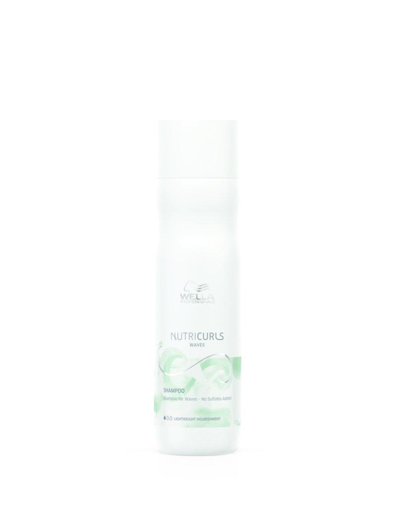 Wella Nutricurls Waves Shampoo für welliges Haar 250ml