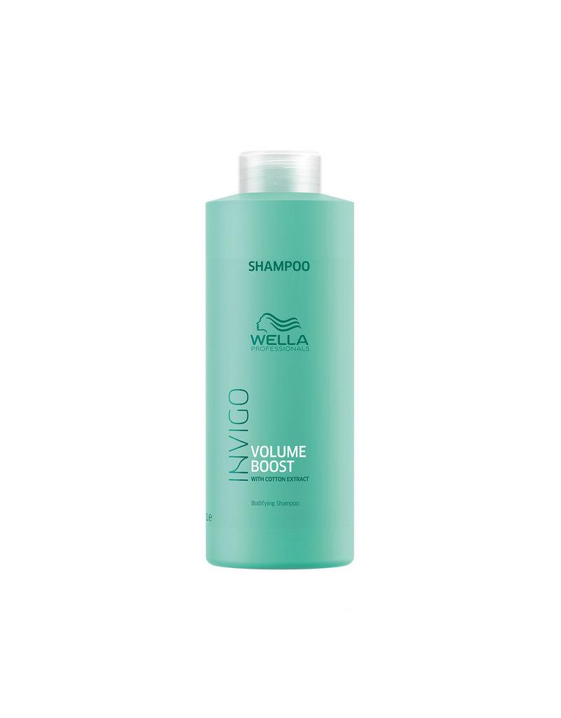 Wella INVIGO Volume Boost Volumen Shampoo 1000ml