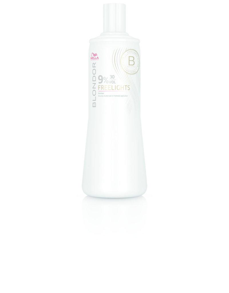 Wella Blondor Freelights Oxidationsmittel 9% 1000ml