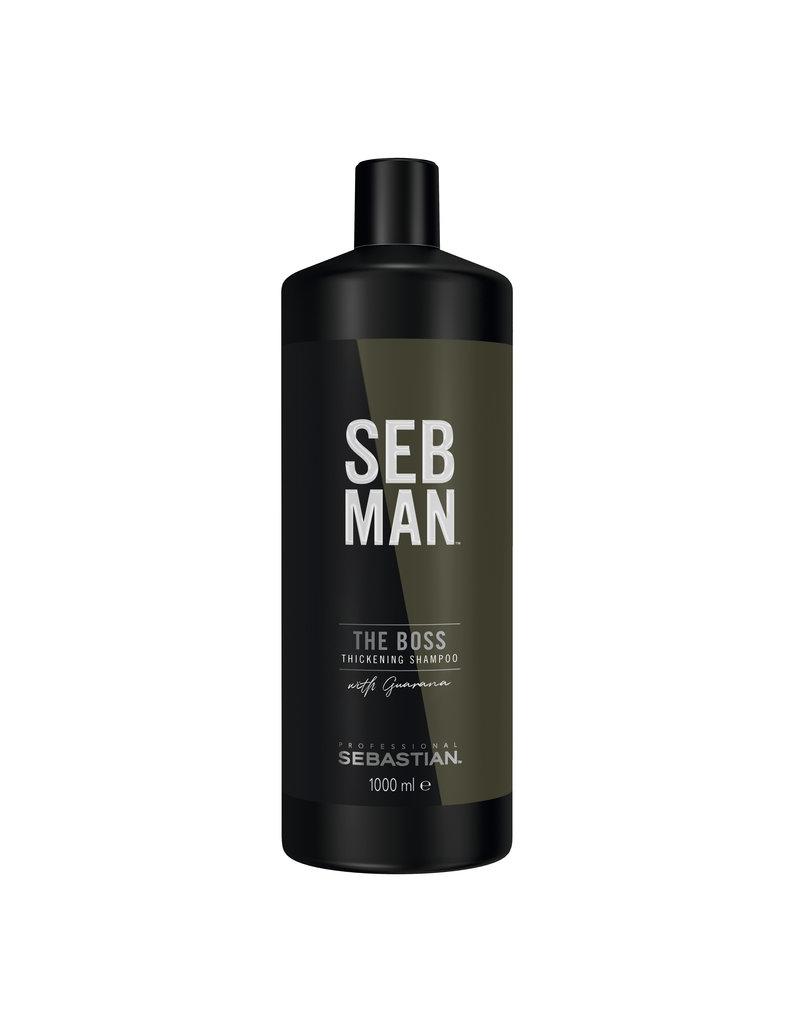 Wella SEB MAN The Boss Thickening Shampoo 1000ml