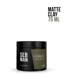 Wella SEB MAN The Sculptor Matte Paste für langanhaltende Styles 75ml