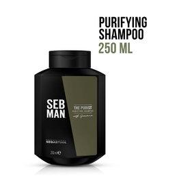 Wella SEB MAN The Purist Reinigendes Shampoo 250ml
