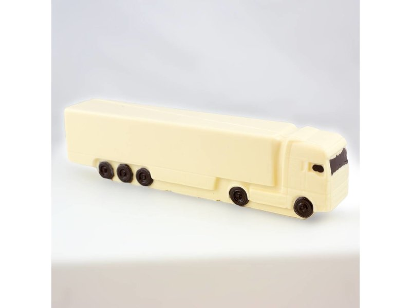 Chocolade Vrachtauto
