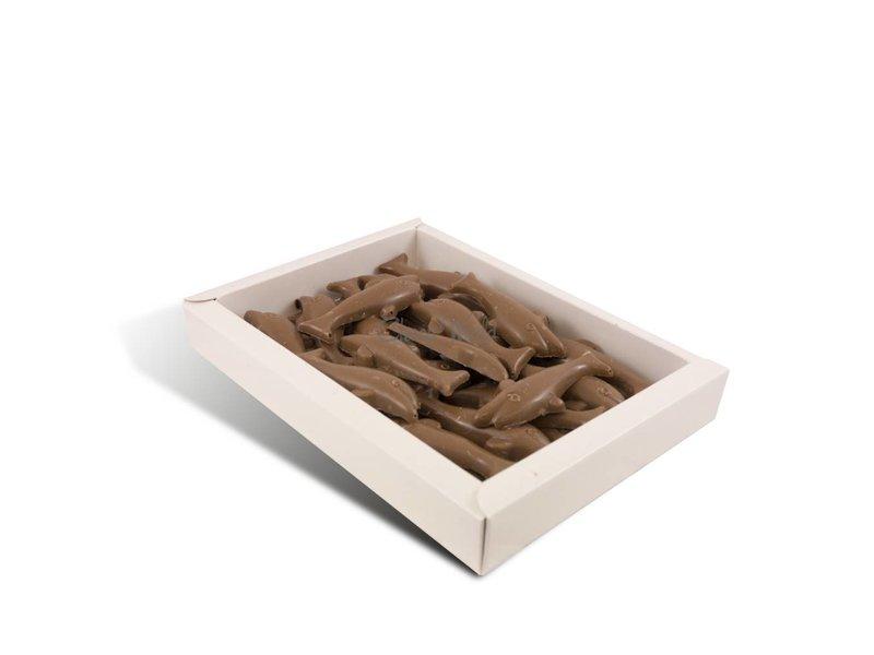 Chocolade dolfijntjes