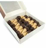 Chocolade ijsje 25 stuks