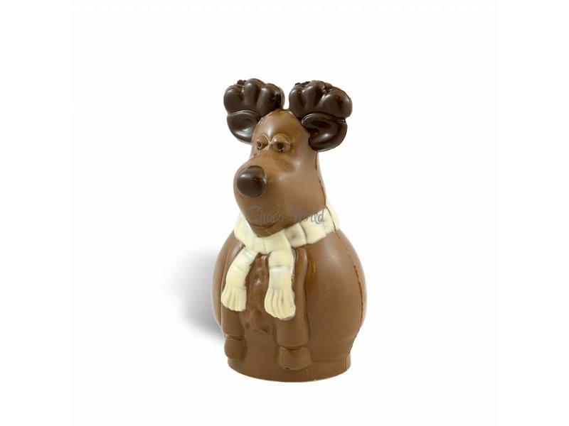 Chocolade Rendier Rudolf