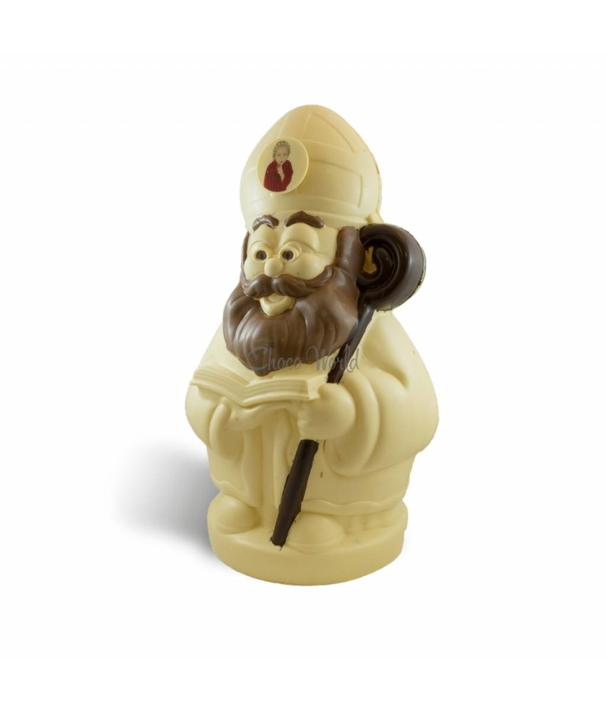 Sint Nicolaas middel met foto