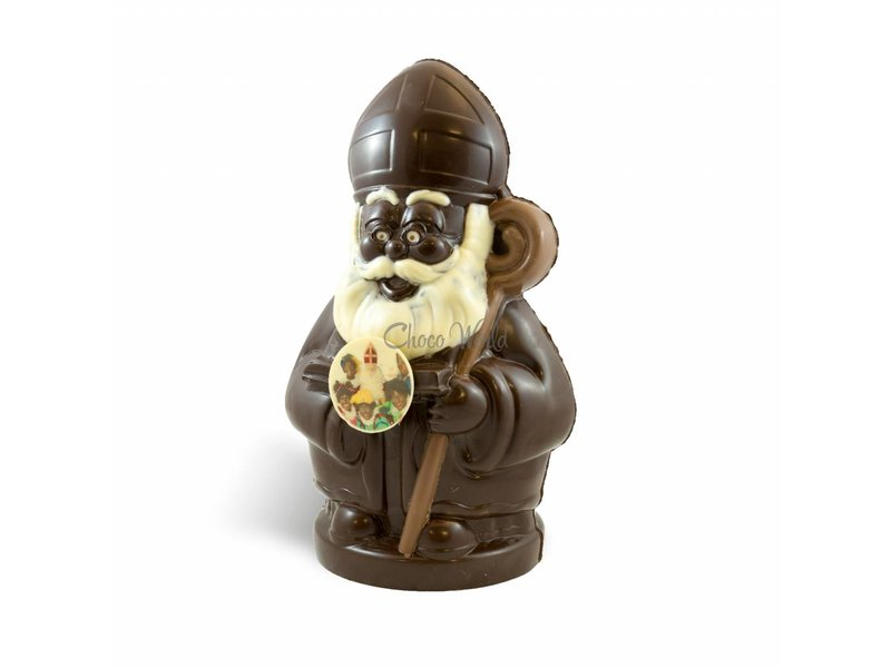 Chocolade Sint Nicolaas Kingsize / XXL met foto