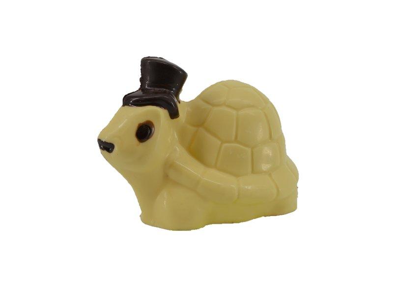 Chocolade schildpad