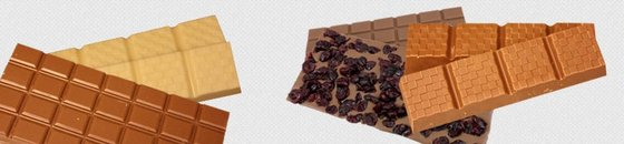 Chocoladerepen