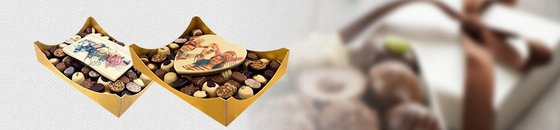 Gepersonaliseerde Chocolade