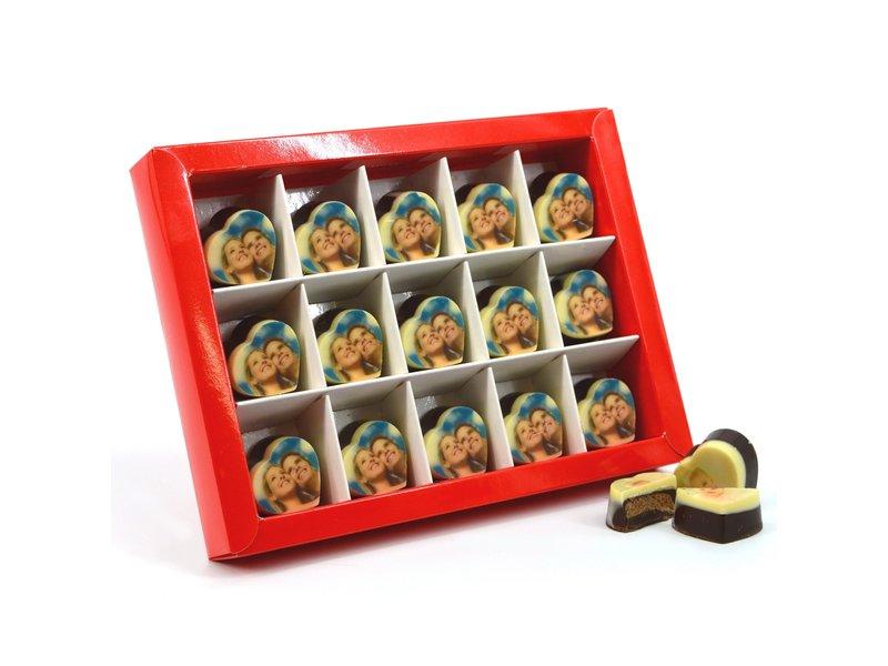 Bonbon Hartje 15 stuks