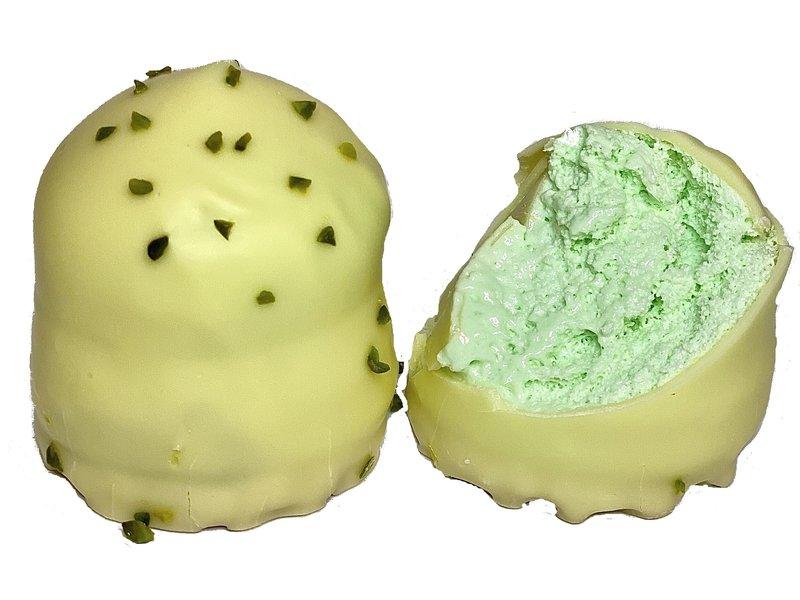 Chocozoen Witte Pistache