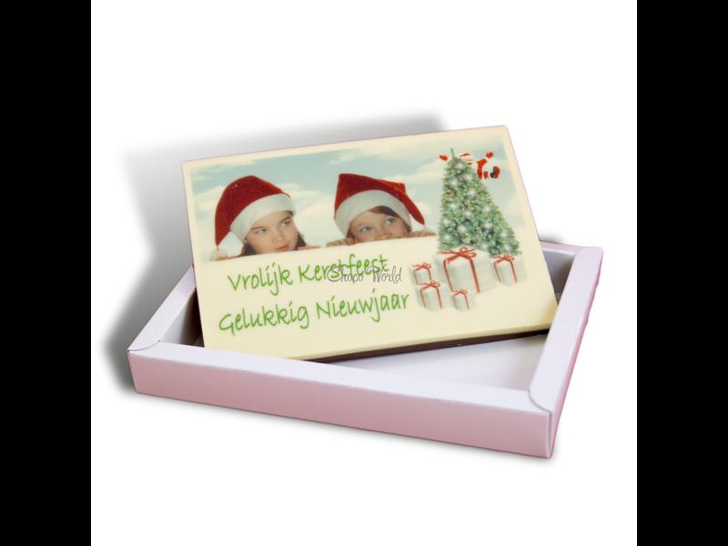 Kerstkaart klein