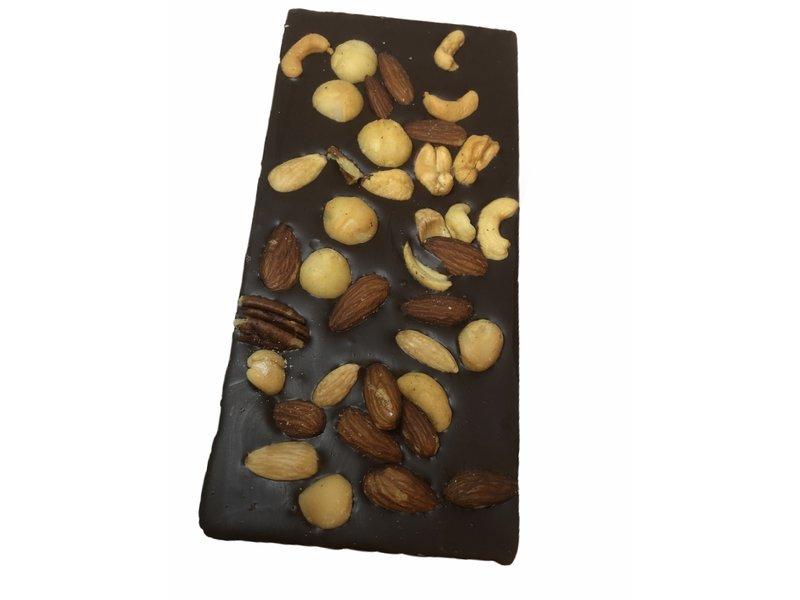 Reep Groot met Macadamia notenmix