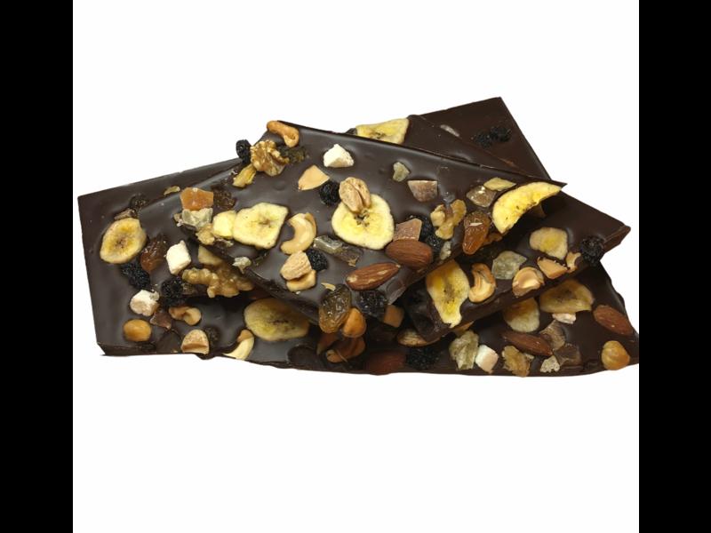 Breekchocolade Tropicalmix