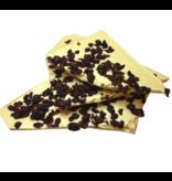 Breekchocolade Cranberrie
