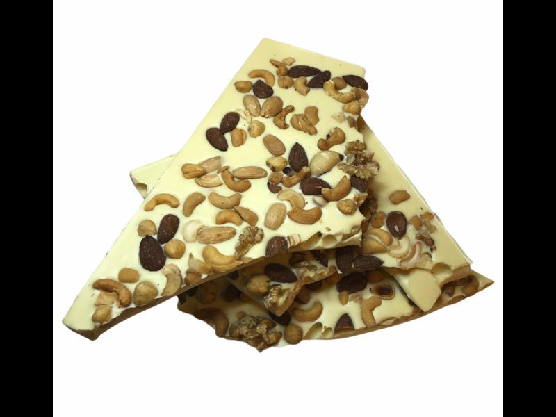 Breekchocolade Notenmix