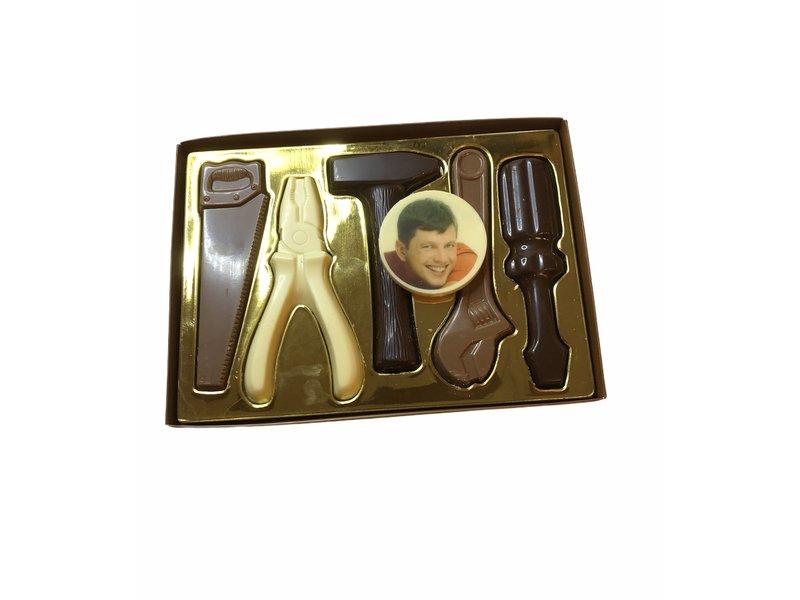 Gereedschap met Foto/Logo