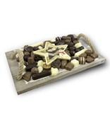 Slagroom Bonbons Assortiment Super met Chocolade Kerstster