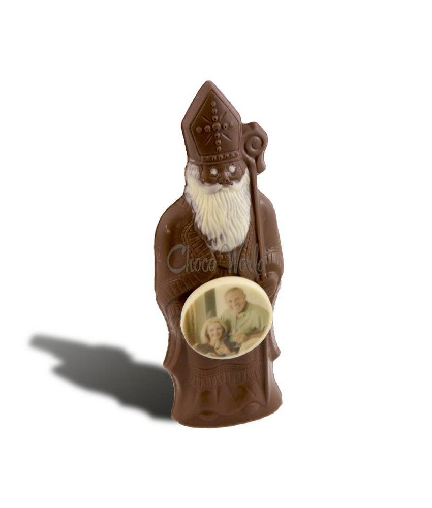 Sinterklaas met foto